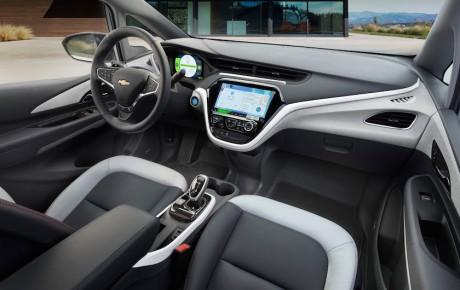 Rækkevidden i Opel Ampera-e slår alle konkurrenternes