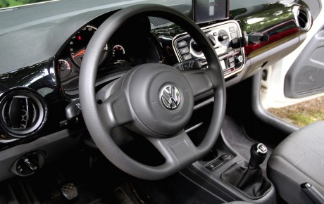 Up-gradering eller status quo? Ny VW Up mod gammel VW Up