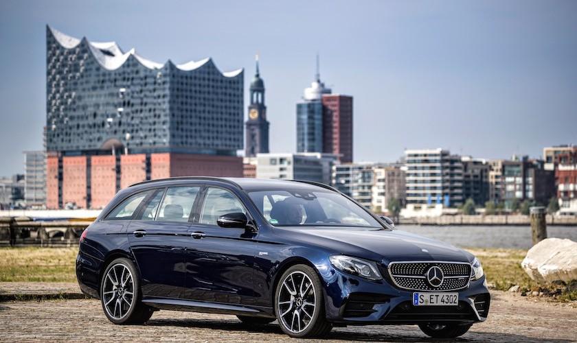 Mercedes-Benz E-Klasse stationcar - verdens bedste bil? - Blog Om Biler