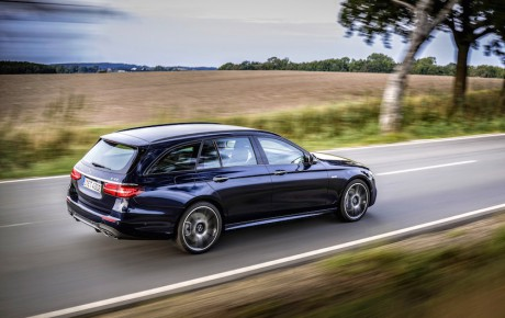 Mercedes-Benz E-Klasse stationcar - verdens bedste bil?