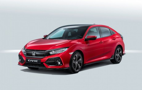 Honda er endelig tilbage på sporet med den nye Civic