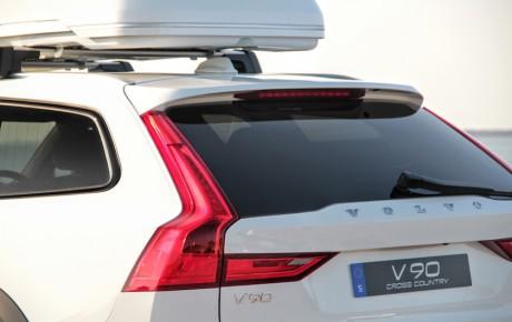 Volvo V90 Cross Country - til (øde)gården og til gaden