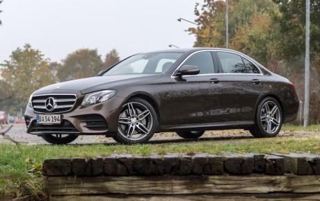 Årets Bil 2017 - fem biler i finalen
