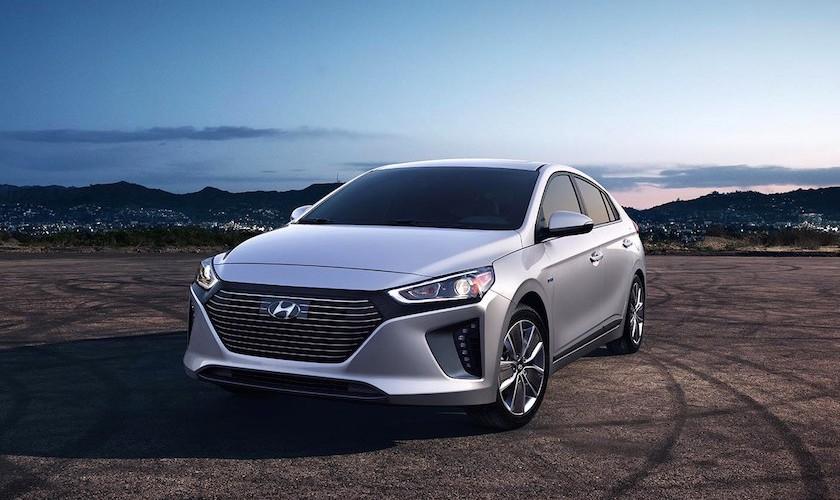 e293b633e63 Hyundais første hybrid og el-bil - danske priser - Blog Om Biler
