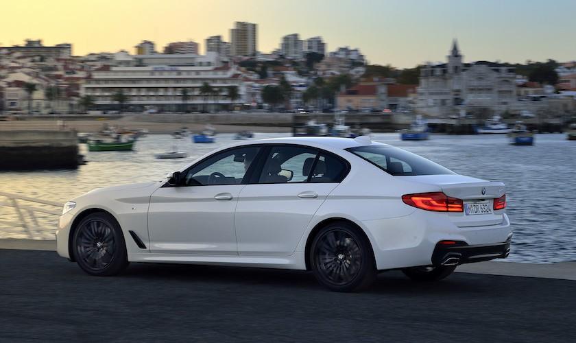 Det koster den nye BMW 5-serie