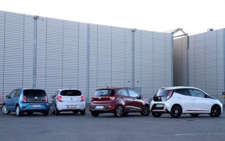 September blev mikrobilernes (måske sidste) store måned - men stort fald i bilsalget