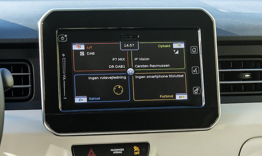 Frisk, ukompliceret mikro-SUV