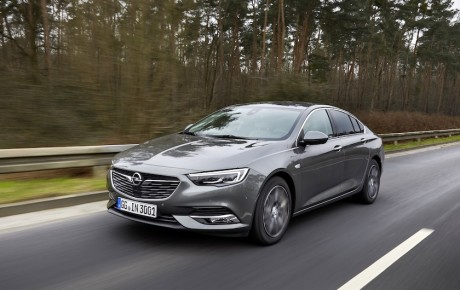 Ny Insignia på privatleasing - billigere end en SUV