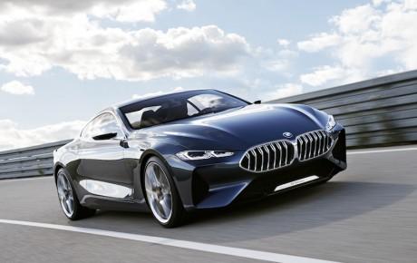 BMW 8-serie genopstår i 2018