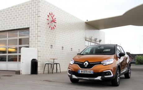 Renault rokker ikke ved den gode båd Captur