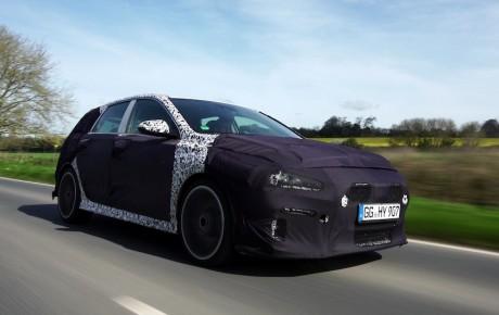 Flere hidsige Hyundai-modeller på vej