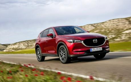 Mazda gør en luksus-SUV ud af CX-5