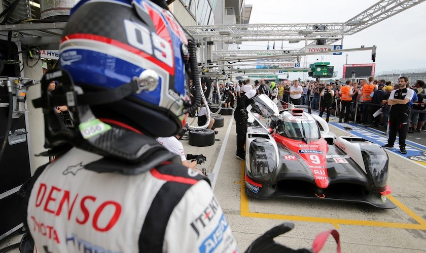24 timers Le Mans for nybegyndere