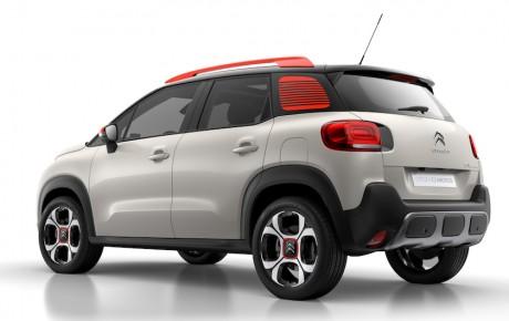 Så er Citroëns nye mini-SUV her