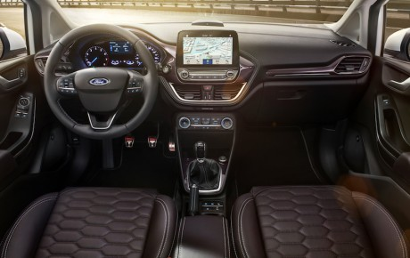 Lave priser på ny Ford Fiesta