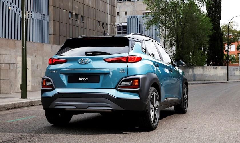 Hyundai Kona udfordrer med vovet design
