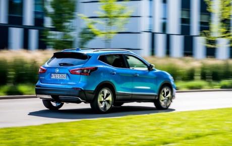 Pengemaskinen fra Nissan ruller forbedret videre
