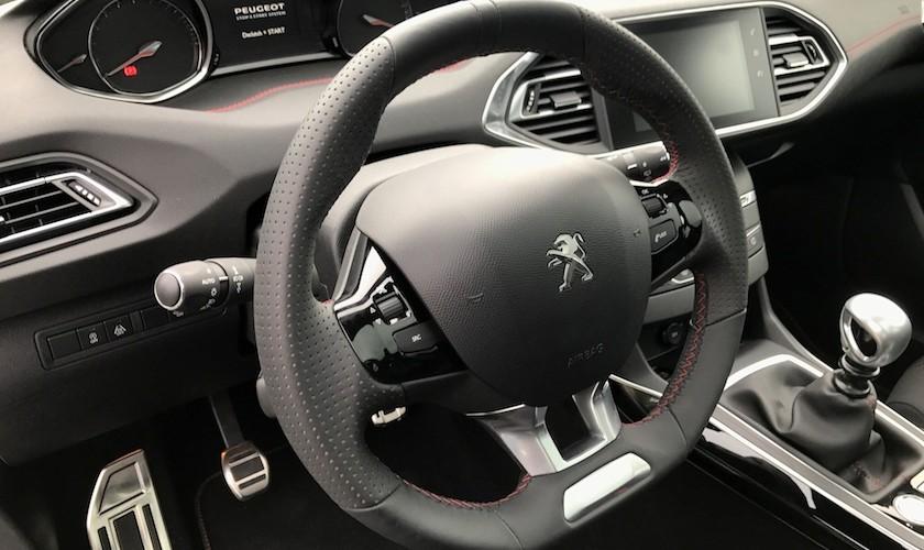 10 ting du skal vide om den faceliftede Peugeot 308 - Blog Om Biler