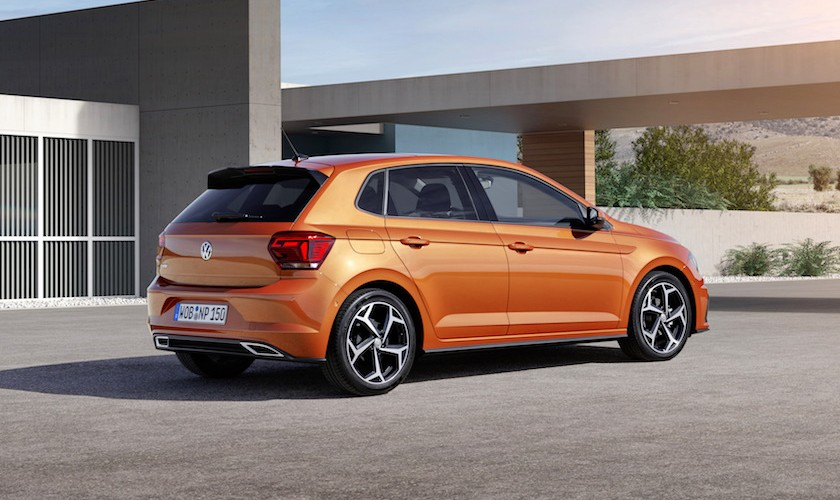 VW tager ingen chancer med ny Polo