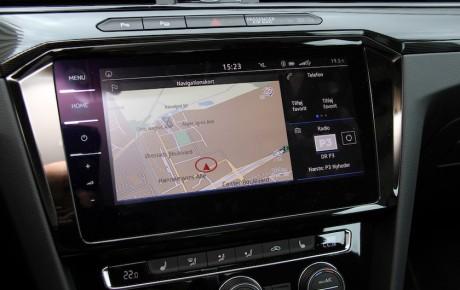 Formskønne firmabiler fra Audi og Volkswagen