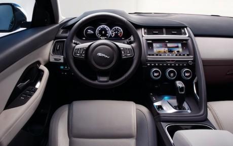 Baby-Jaguar klar til at kradse på X1 og Q3