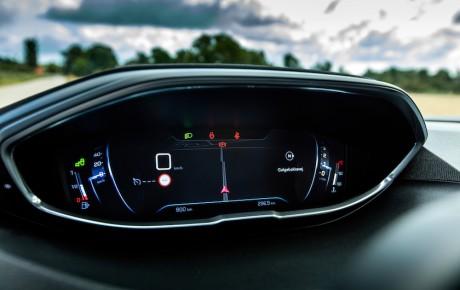 Peugeot 5008 - alt det gode fra 3008 i en stor pakke