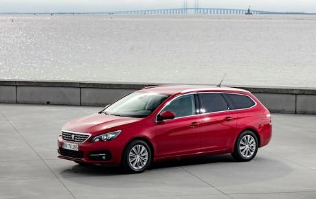 Fornyet franskmand - Peugeot 308 fra 219.990 kr.