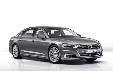 Nye navne - din næste Audi hedder A3 30 TFSI