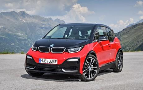 Ny BMW i3s - mere skub og et facelift