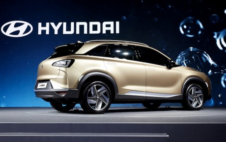 Her er Hyundais nye SUV på brint