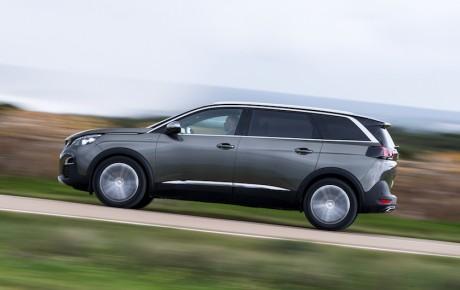 Peugeots syvsæders SUV fra 309.990 kr.
