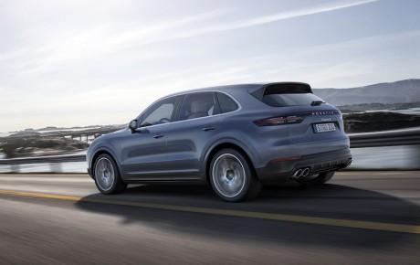 Evolution i designet, revolution i teknikrummet – den tredje generation Porsche Cayenne