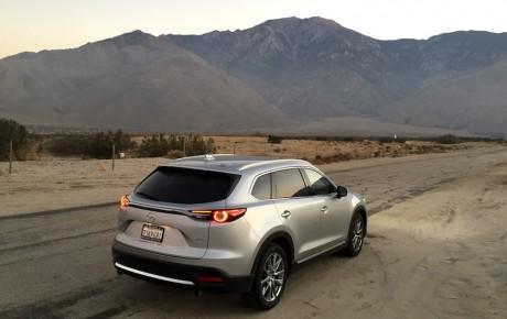 Storslået land, storslået Mazda