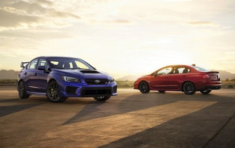 Farvel til Subaru WRX STi - men måske ikke for altid