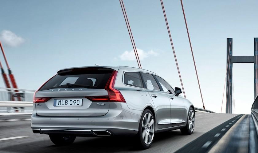 Volvo stopper bilerne ved 180 km/t