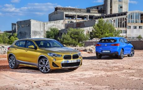 Endnu et X i bogen hos BMW - den nye X2