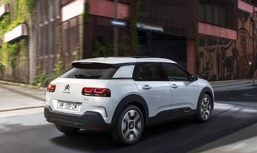 Se priserne på den fornyede Citroën C4 Cactus