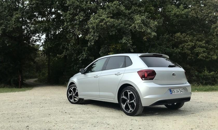 Smuk Ny VW Polo i Danmark - fra 157.571 kr. - Blog Om Biler BW-71