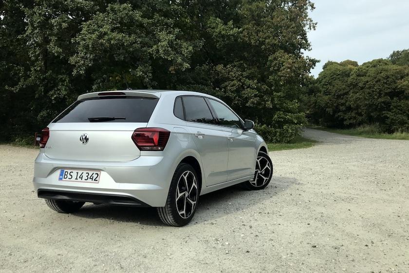 Rask Ny VW Polo i Danmark - fra 157.571 kr. - Blog Om Biler WA-03