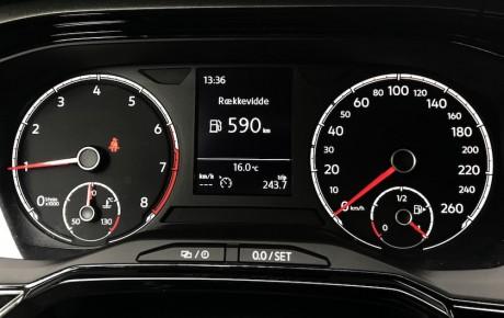 Ny VW Polo i Danmark - fra 157.571 kr.