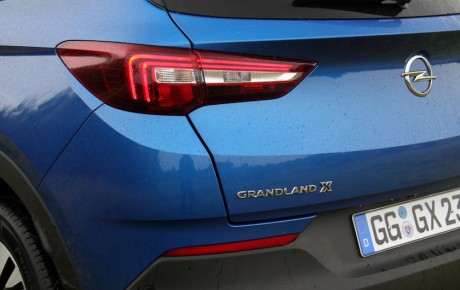 Opel Grandland X - komfortabel og konventionel