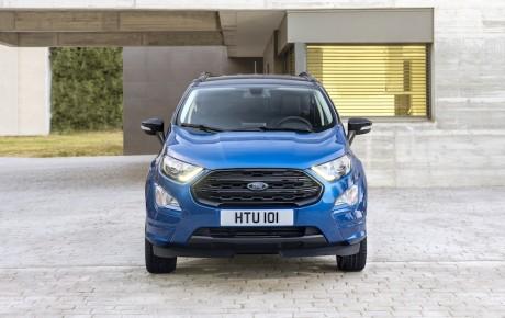Så er der sat en prislap på Ford EcoSport