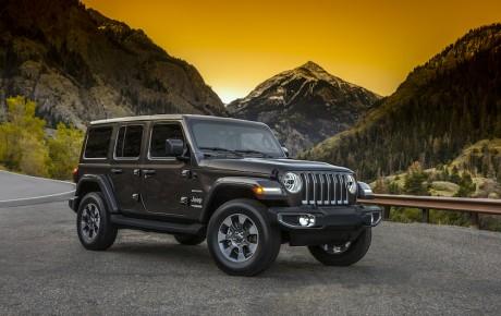 Første billeder af helt ny Jeep Wrangler