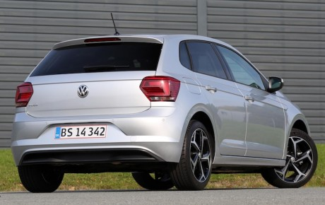 VW Polo på privatleasing - også som GTI