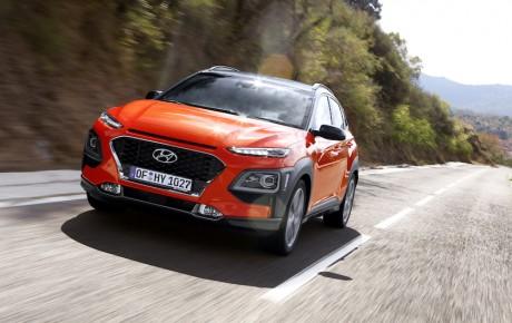 Vovet koreansk SUV: Hyundai Kona fra 179.995 kr.