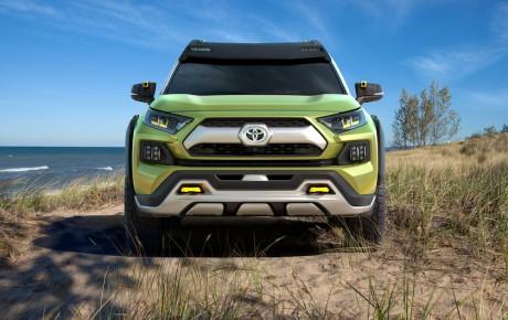 Giv den bare grønt lys, Toyota