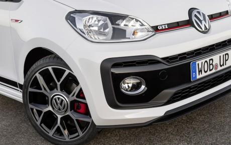 Så er der priser på den nye VW Up GTI med 115 hk - dansk lancering i marts