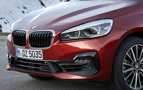 Den praktiske BMW får en overhaling