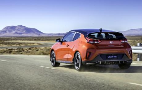 Hyundai Veloster er tilbage for fuld skrue