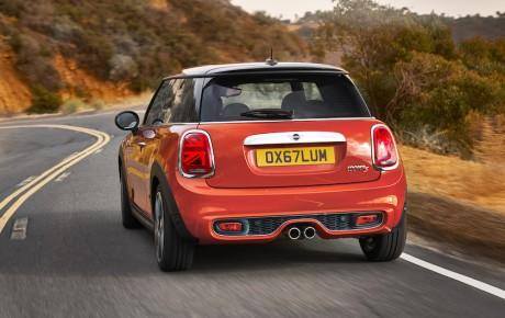 Maksimeret Mini - facelift til den lille brite
